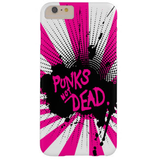 Punks Not Dead Phone Case