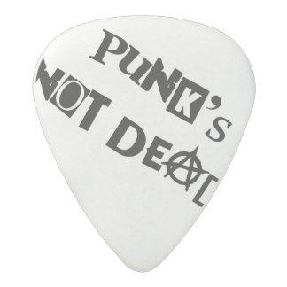 punk's not dead punk music famous message anarchy acetal guitar pick