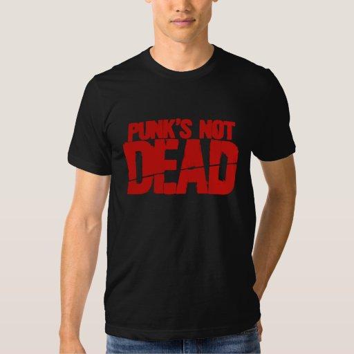 Punks Not Dead Tshirts
