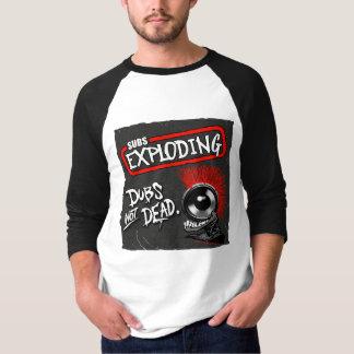 PUNKSTEP Dubs Not Dead DUBSTEP T-Shirt
