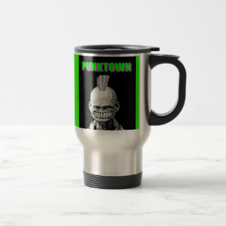 Punktown travel mug