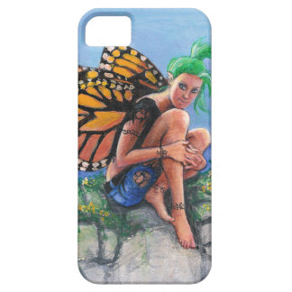 Punky Butterfly Fairy Cell Phone Cover