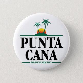 Punta Cana 2 Inch Round Button