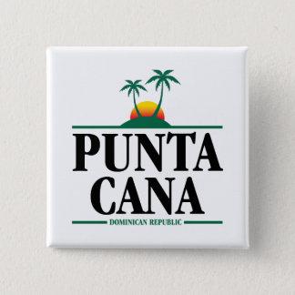 Punta Cana 2 Inch Square Button