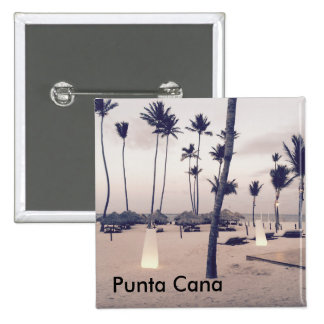 Punta Cana Button