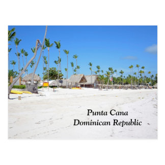 Punta Cana, Dominican Republic Postcard