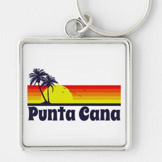 Punta Cana Keychain
