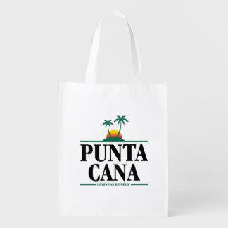 Punta Cana Reusable Grocery Bag