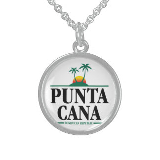 Punta Cana Sterling Silver Necklace