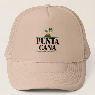 Punta Cana Trucker Hat