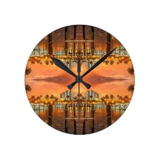 Punta Gorda Florida Wall Clock