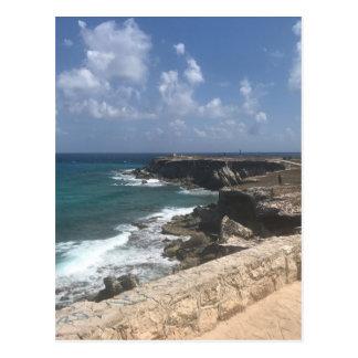 Punta Sur, Isla Mujeres, Mexico #2 Postcard