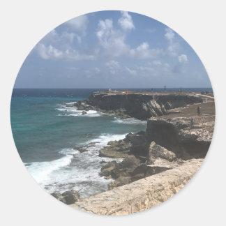 Punta Sur, Isla Mujeres, Mexico #2 Stickers