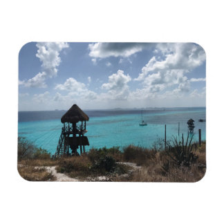 Punta Sur, Isla Mujeres, Mexico Photo Magnet