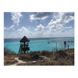 Punta Sur, Isla Mujeres, Mexico Postcard