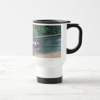 Punting in Cambridge Mug
