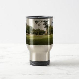 Punting On The Camb. Uk. Coffee Mug