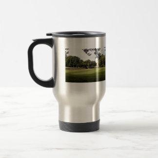 Punting on the Cambridge Coffee Mug