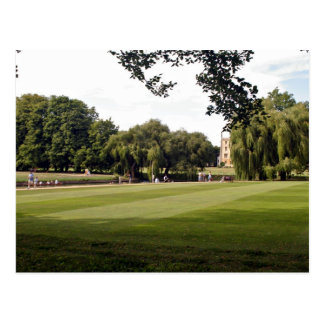 Punting on the Cambridge Postcard