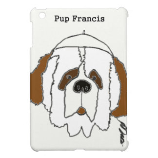Pup Francis for Small Items Case For The iPad Mini