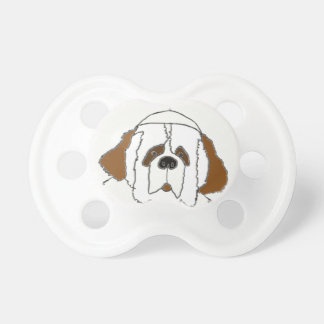 Pup Francis for Small Items Pacifier
