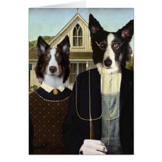 pup-gothic card