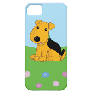 Pup in Field Barely There iPhone SE + iPhone 5/5S Case For The iPhone 5