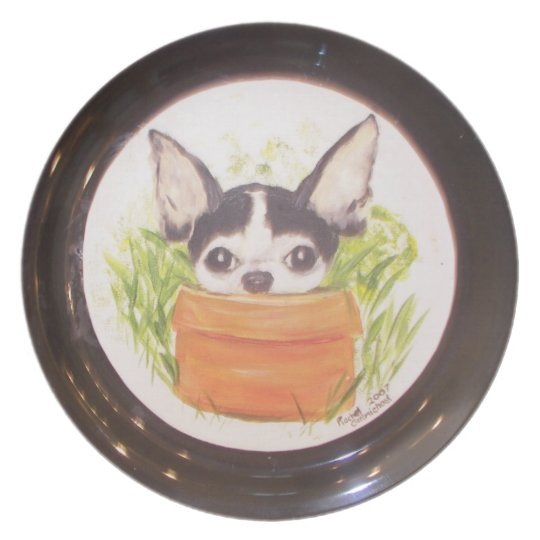 Pup on a Plate