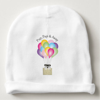 Pup Pup & Away Baby Beanie