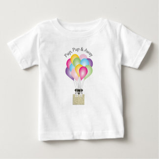 Pup Pup & Away Baby T-Shirt