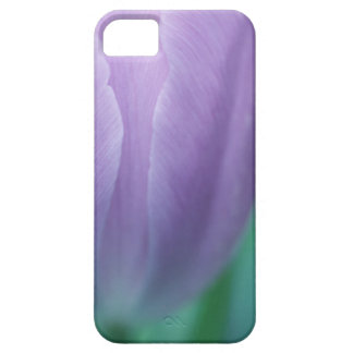 Puple Tulip Macro iPhone 5 Covers