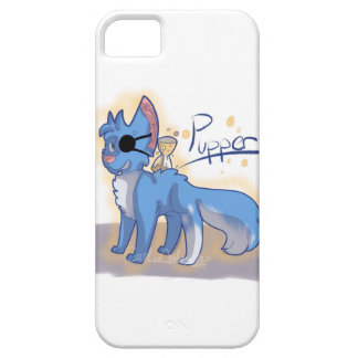 Pupper the Pup iPhone 5 Cases