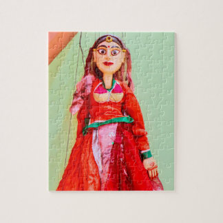 Puppet Jigsaw Puzzle