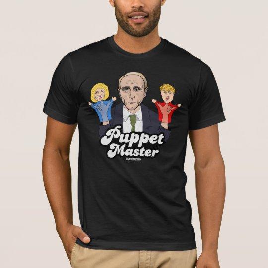 Puppet Master Putin T-Shirt