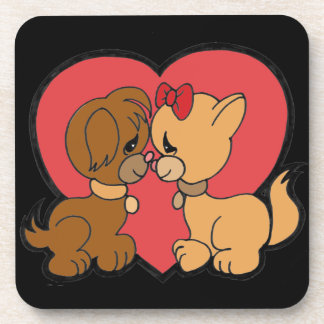 Puppies in Love Coaster