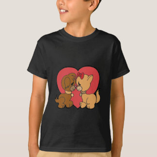 Puppies in Love T-Shirt