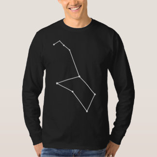 Puppis Constellation Long Sleeve T-Shirt