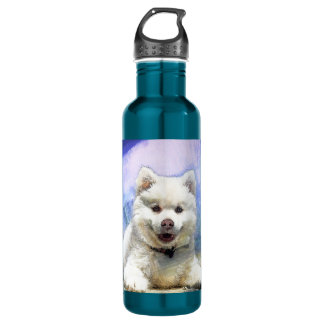 Puppy 20161102 710 ml water bottle
