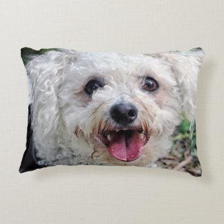 Puppy Accent Pillow