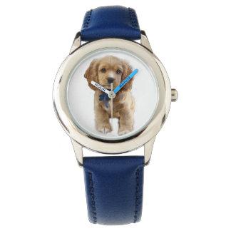Puppy art watch