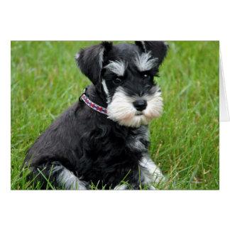 Puppy Attitude Card