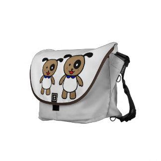 puppy bag messenger bags