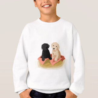 Puppy Basket Sweatshirt