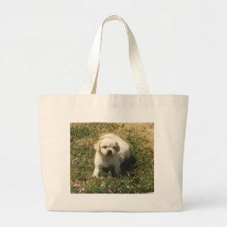Puppy Beach Bag