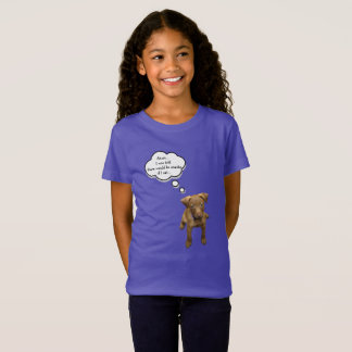 Puppy Begging for Snacks T-shirt
