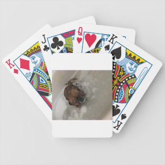 PUPPY BUBBLES BICYCLE PLAYING CARDS