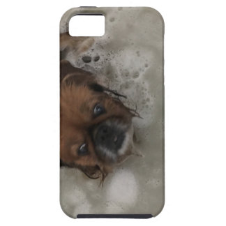PUPPY BUBBLES iPhone 5 CASE