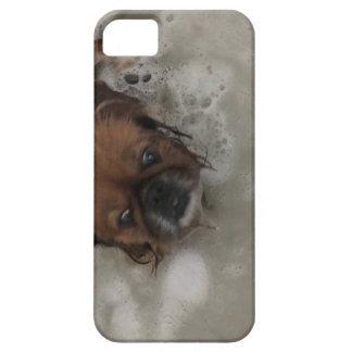 PUPPY BUBBLES iPhone 5 COVER