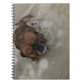 PUPPY BUBBLES NOTEBOOKS