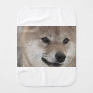 puppy burp cloth
